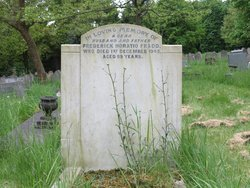 Frederick Horatio Fradd