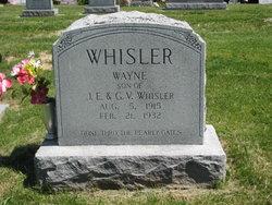 Winford Wayne Whisler