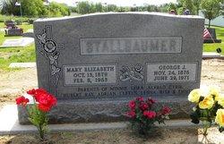 John George George Stallbaumer