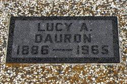 Lucy A <i>Whitney</i> Dauron
