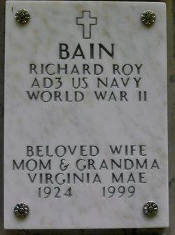 Virginia Mae Bain