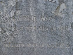 Virgia May <i>Youngker</i> Wall