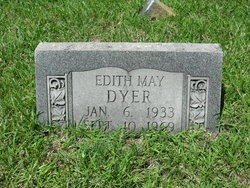 Edith May Dyer