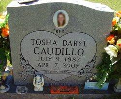 Tosha Daryl Caudillo