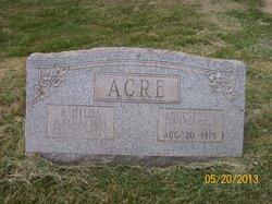 Augustus A. Acre