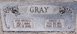 Viva Viola <i>Haskell</i> Gray