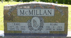 Pearl Lucile <i>Emrich</i> McMillan