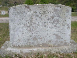 Gladys Louise <i>Perry</i> Bliven