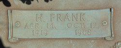 Hoyle Frank Everhart