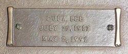 Eula Lee <i>Richardson</i> Everhart