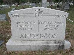 Cordelia <i>Reel</i> Anderson