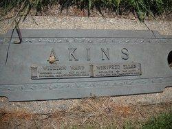 Winifred Ellen <i>Hughes</i> Akins