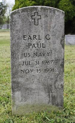 Earl George Paul