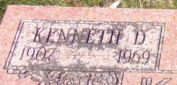 Kenneth Delmon Keller