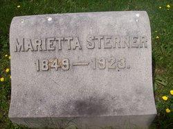 Marietta Sterner