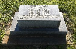 Mildred Barr