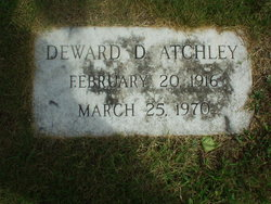 Deward D. Atchley