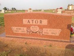 Alma Alwilda <i>Ayers</i> Ator