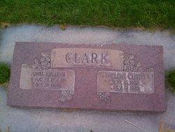Thelma <i>Curtis</i> Clark