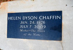 Helen Tobitha <i>Dyson</i> Chaffin