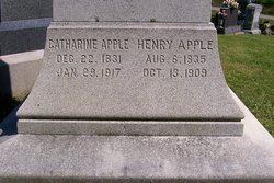 Catherine <i>Meckley</i> Apple