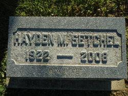 Hayden Merritt Setchel