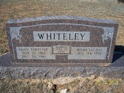 Allen Forsythe Whiteley