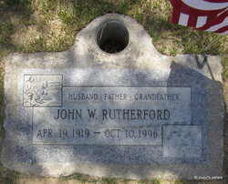 John William Rutherford