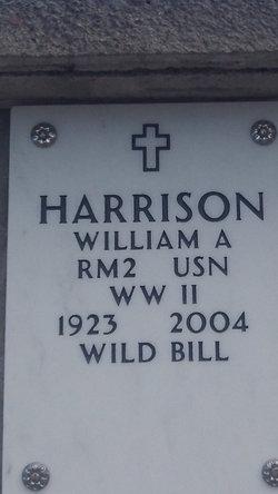 William Albert Harrison