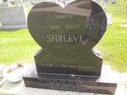April Marie Shreeve