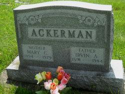 Irvin A Ackerman