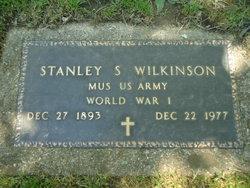 Stanley S Wilkinson