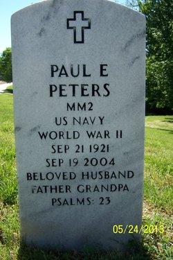 Paul Edmund Peters
