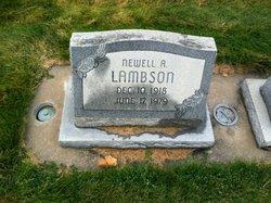 Newell A Lambson