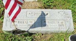Hazel <i>Slater</i> Criley