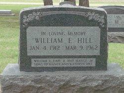 William E Hill
