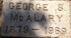 George Stewart McAlary