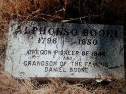 Alphonso Boone