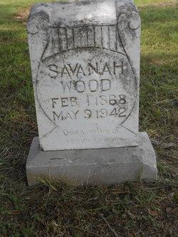 Savanah Wood