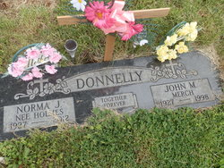 Norma Jean <i>Holmes</i> Donnelly