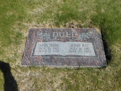Jerry Ray Dull