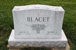 Mabel <i>Ernst</i> Blacet