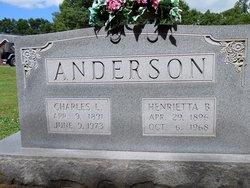 Charles Lee Anderson