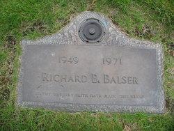 Richard Bruce Balser