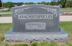 Socrates Scotty Anagnostopoulos