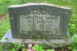 Christine Marie Buchanan