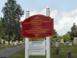 Saint Peters Evangelical and Reformed Cemetery