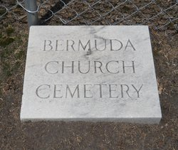 Bermuda Church Cemetery