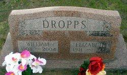 Elizabeth Christina Babe <i>Mangel</i> Dropps