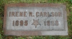 Irene R <i>Guldner</i> Carlson